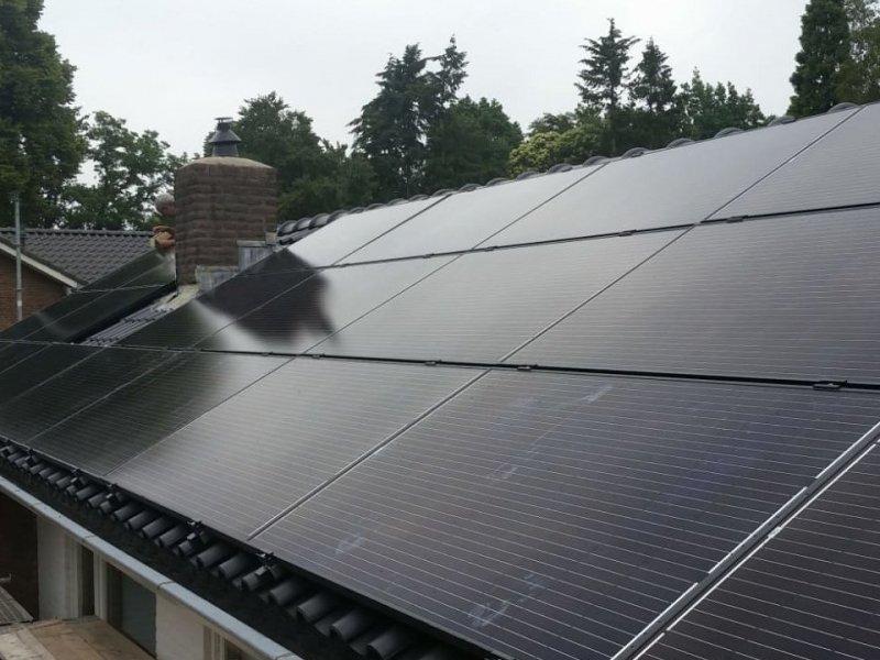 Zonnepaneel installatie Duiven de Liemers