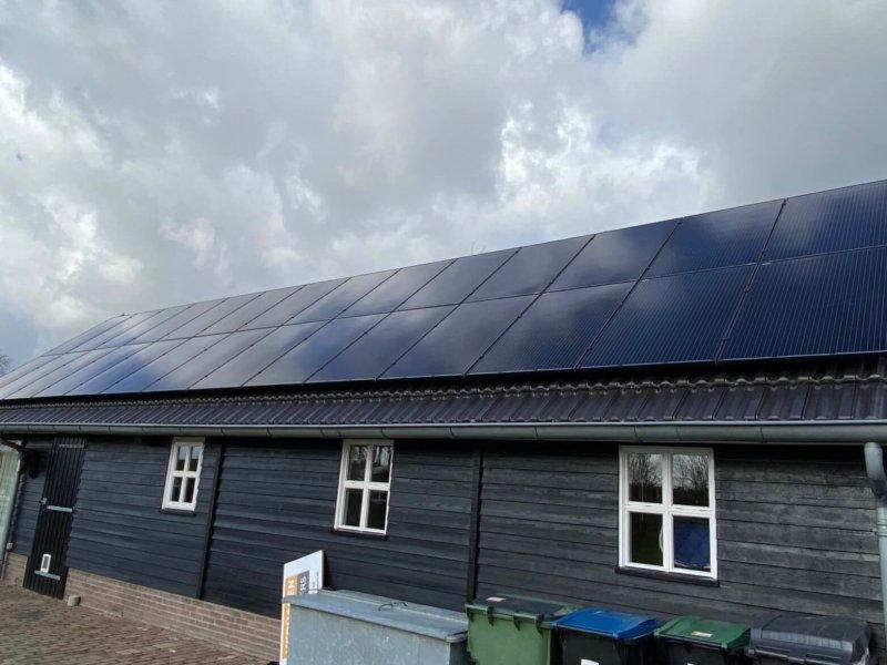 Installeren zonne-energiesysteem Zevenaar de Liemers