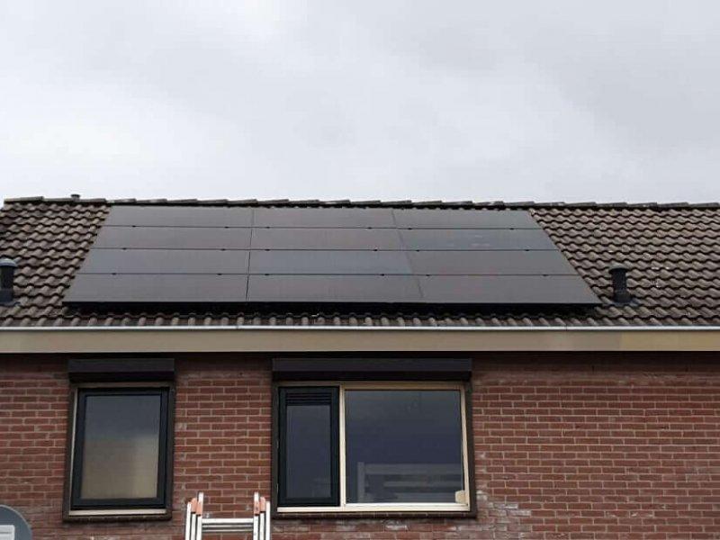 Zonnepanelen installeren duurzaam Zeddam de Liemers