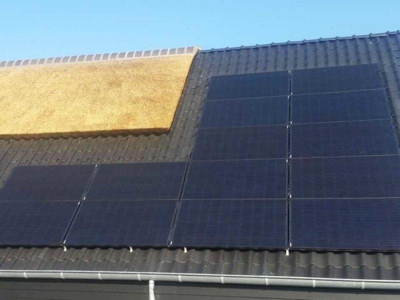 Zonnepanelen aanleggen Westervoort de Liemers